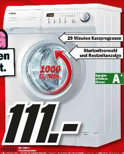 [Offline] Kaier Waschmaschine MS 1050 @MM Rendsburg
