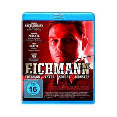 """Eichmann"" Blu-Ray 3,59 Euro inkl. VSK @Amazon.de MP"