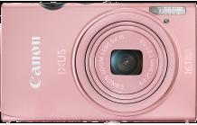 Canon Ixus 125 HS pink