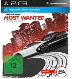 Need for Speed: Most wanted PS3 38,95 inkl. VSK @ buch.de und bol.de