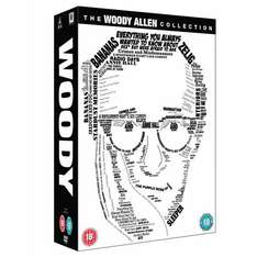 [wieder da] Woody Allen Collection Box-Set - DVD-Box mit 20 Filmen @ amazon.uk -40%
