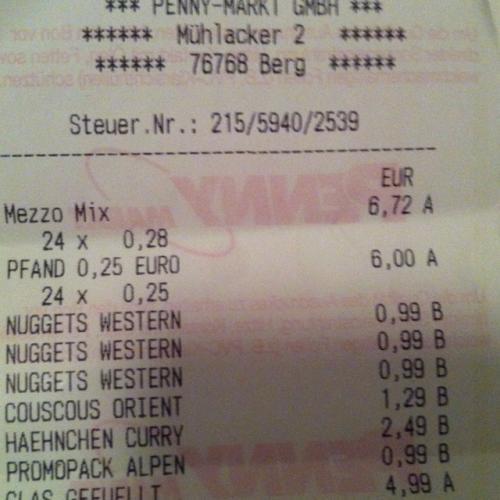 Rockstar 4x 355ml für 1,75€ im Penny Neulauterburg und diverse andere Schnäppchen!!!