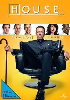 Dr. House - Season 7 [6 DVDs] für 17,97 Euro