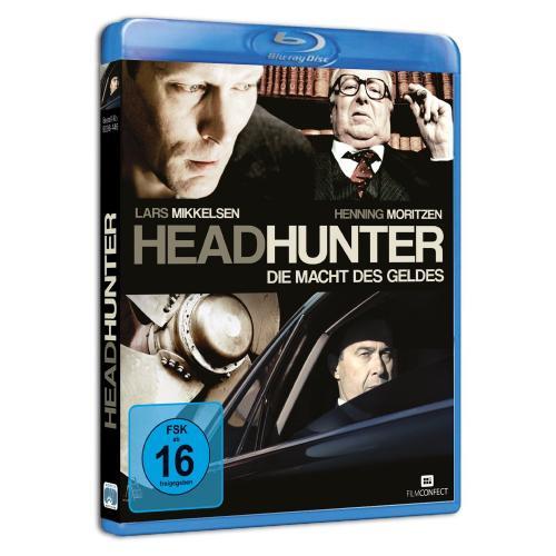 [Blu-ray] Headhunter - Die Macht des Geldes für 5,97 € inkl. Versand @Amazon
