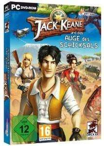 Tagesangebote buch.de: Jack Keane 19,99€ & Turtle Beach PX21 44,95€