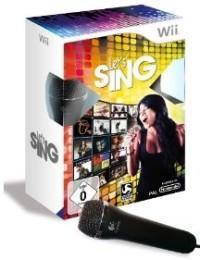 Let's Sing + 2 Mikros (Wii) 34,95€ thalia.de