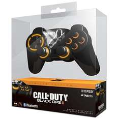 Bigben-PS3 Bluetooth Controller Call of Duty: Black Ops II für 33€ @Bücher.de