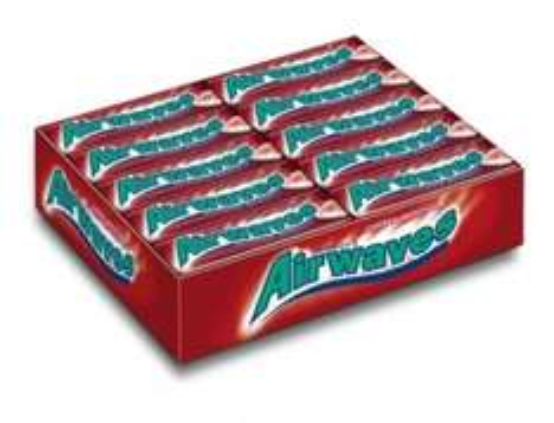 [METRO] Wrigley's Airwaves ohne Zucker 30er-Pack