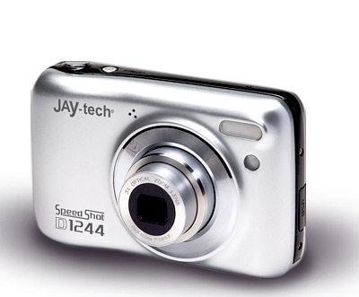 """14,6 Megapixel Digicam Jay Tech Speedshot D1244 (absolutes Einsteigermodell!) bei"""" Jawoll"""" für 29,99€"""