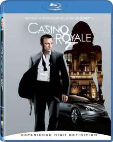 Saturn Tübingen - James Bond -  Casino Royal  Blu-ray Disc