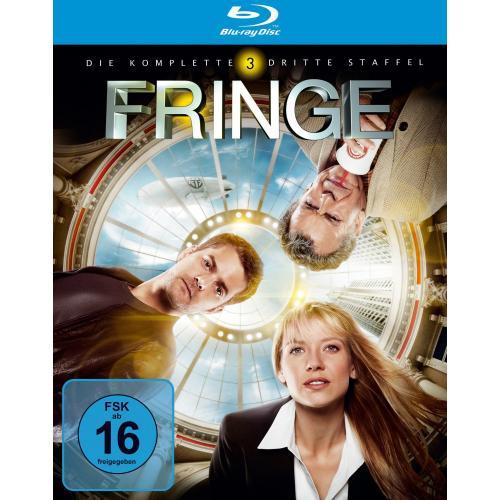 Fringe - Staffel 3 [Blu-ray] für 19,97€ @Amazon.de