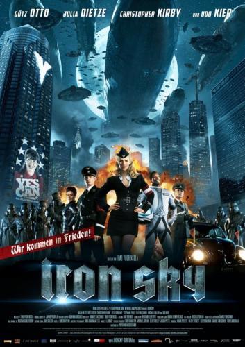 [o2 Videothek] Iron Sky - Kostenlos für 24h leihen
