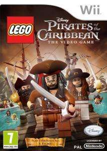 (UK) LEGO Pirates of the Caribbean [Wii] für ca. 12.22€ @ Zavvi
