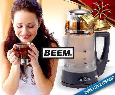 BEEM - Samowar Tea Aqua Joy - 10€ unter Idealo.o