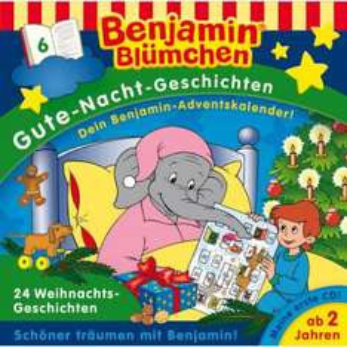 Benjamin Blümchen Advents-GuteNacht-geschichte gratis