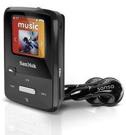 [eBay] Sansa Clip Zip 4GB + 8GB microSD refurbished