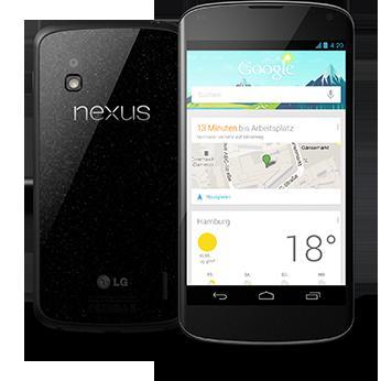 Nexus 4 16 GB wieder im Playstore erhältlich