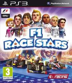 PS3 / XBOX360 im Gamestop Adventskalender F1 Race Stars