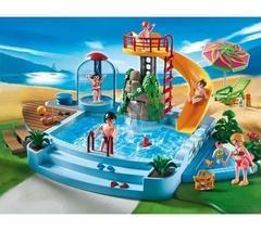 Playmobil Freibad mit Rutsche 4858 bei Pixmania für 24,90 EUR