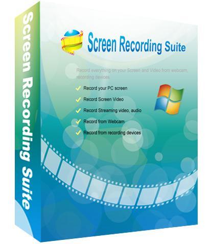 Nur Heute: Screen Recording Suite Vollversion kostenlos