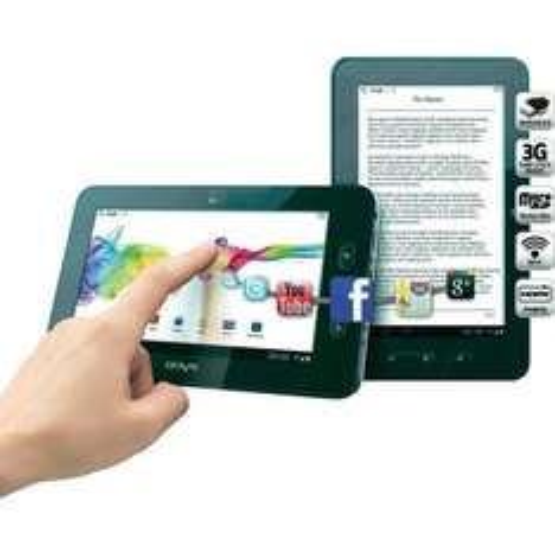 "Odys XELIO Tablet (7"") @ Conrad für 78€ (HD-fähig) VSK-frei mit Paypal"