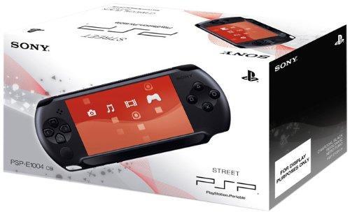 [ PSP ] SONY PlayStation Portable - Konsole E1004 in weiss oder in schwarz für 79,- EUR inkl. Versand + 10 EUR Fashion Gutschein @ Amazon.de