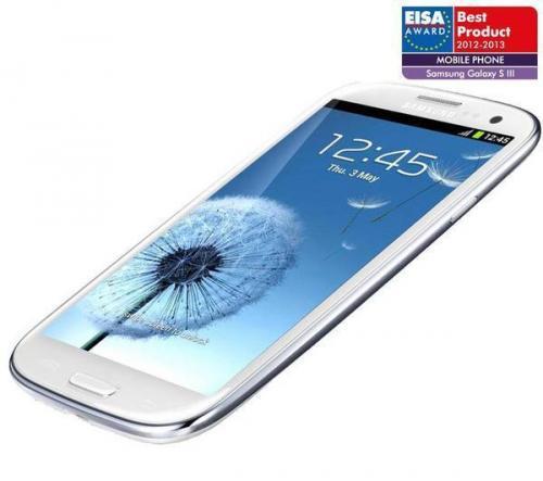 Samsung Galaxy S 3 16 GB Blau oder Weiß für 399,00 € - Rot oder Braun für 429,00€