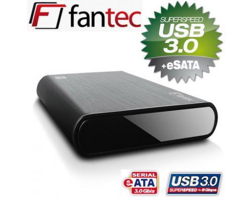 MeinPaket - Externe Festplatte - 3 TB + USB 3.0 + ESATA für 144,32