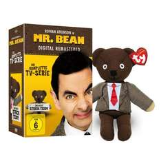 "DVD - Mr. Bean: Die komplette TV-Serie (3 Discs) inkl. ""Teddy"" für €16,97 [@Amazon.de]"
