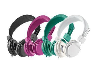 Bügel Kopfhörer faltbar, in 4 Farben für € 8,99 , ähnlich urbanears, ab 10.12. bei Lidl