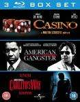 """Gangster-Box"" [Blu-Ray] Casino / American Gangster / Carlitox27s Way @sendit.com"