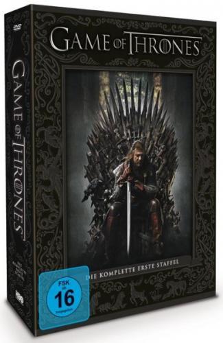 Game of Thrones - Staffel 1 - DVD (limitierte Erstauflage mit Fotobuch)