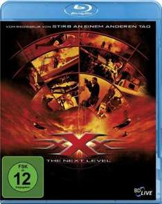 xXx 2 - The Next Level [Blu-ray] für 4,99€ @Amazon.de