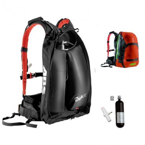 ABS Powder Base Unit 10/11 + Packsack + 2x Stahleinheit