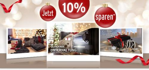 10% sparen bei tchibo.de bis zum 19.12.2012