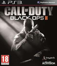 Call of Duty Black Ops 2 für Playstation 3 - PEGI Version ~ 47€ inkl. Versand @ AMAZON.IT