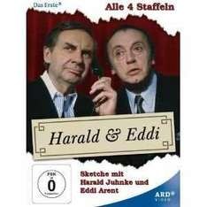 """Harald & Eddi"" - Alle 4 Staffeln & ""Der Trinker"" [DVD] @ardvideo.de"