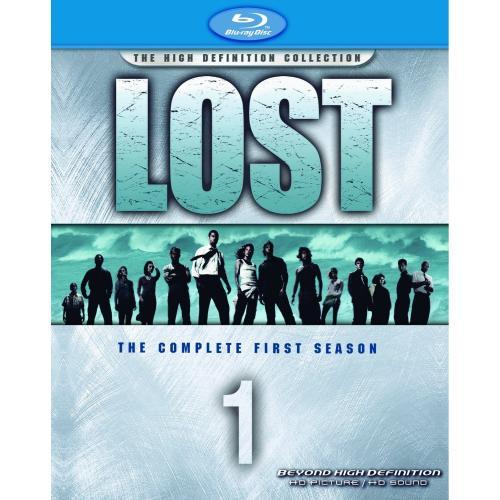 "[Blu-Ray] ""Lost"" Season/Staffel 1-3 und 5 ab je 15,70 Euro @Amazon UK"