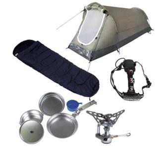 Camping-Set 7-tlg.