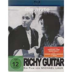 "Die Ärzte in ""Richy Guitar"" [Blu-Ray] @Amazon.de MP"