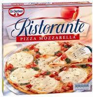 Dr. Oetker Pizza Ristorante, div. Sorten [lokal] Iserlohn 1,00 Euro