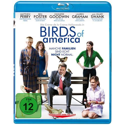 """Hilary Swank """"Birds of America"""" [Blu-ray] mit gratis 10 Euro Fashion-Gutschein @Amazon.de"""