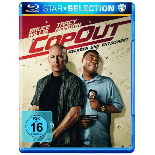 """Bruce Willis """"Cop Out - Geladen und Entsichert"""" [Blu-ray] @Amazon.de MP"""