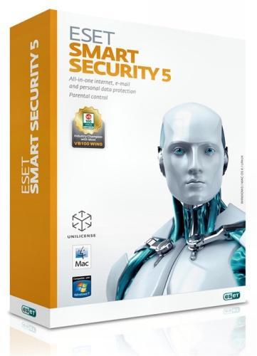Eset Smart Security 5/3 User Lizenz für 15€@ expert Steinfurt