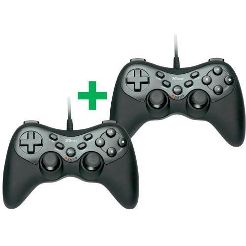 2 Gamepads für PC/PS3 bei Conrad für 14.95