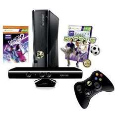 [AMAZON] Xbox 360 - 250GB + Kinect + (inkl. Kinect Sports + Dance Central 2)