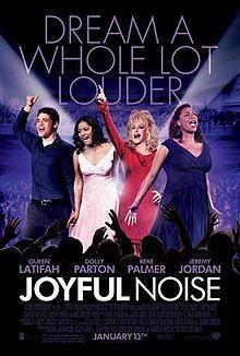 Joyful Noise - Heute für 24h in der O2 Onlinevideothek für O2 Vertragskunden