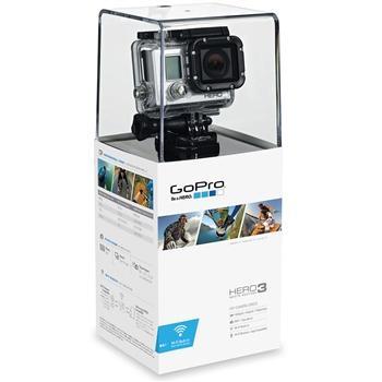 GoPro Hero3 White Edition für 200,19€ / Silver Edition für 286,43€