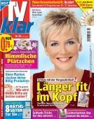 TV klar Probeabo (6 Ausgaben) + Prämie nach Auswahl (z.B. Radiowecker, Messerset)