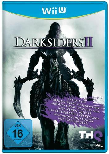 Wii U Spiel Darksiders 2 mit Digitalo Gutschein